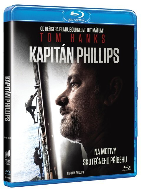 Kapitán Phillips (BLU-RAY) - 4K REMASTER