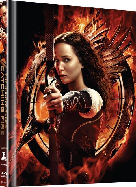 Hunger Games: Vražedná pomsta (BLU-RAY) - DIGIBOOK