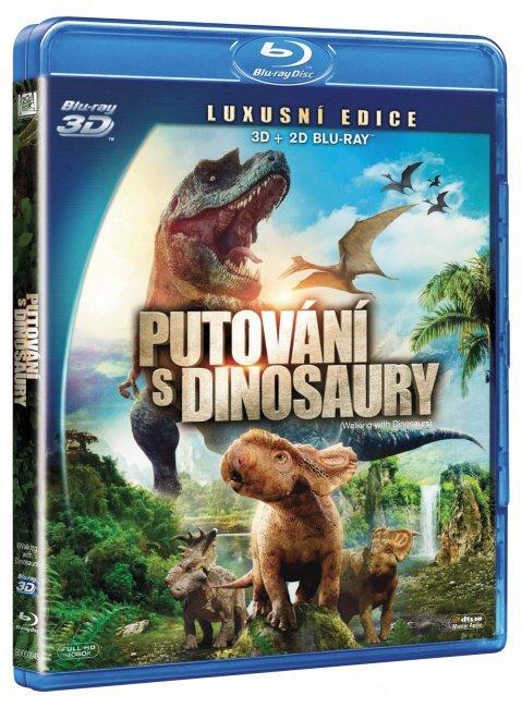 Putování s dinosaury (2D+3D) (1xBLU-RAY)