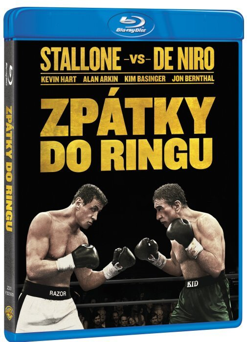 Zpátky do ringu (BLU-RAY)