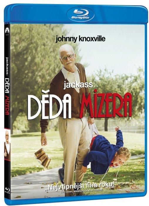 Jackass: Děda Mizera (BLU-RAY) - české titulky