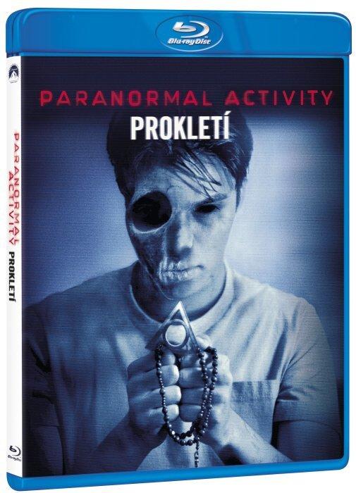 Paranormal Activity: Prokletí (BLU-RAY)