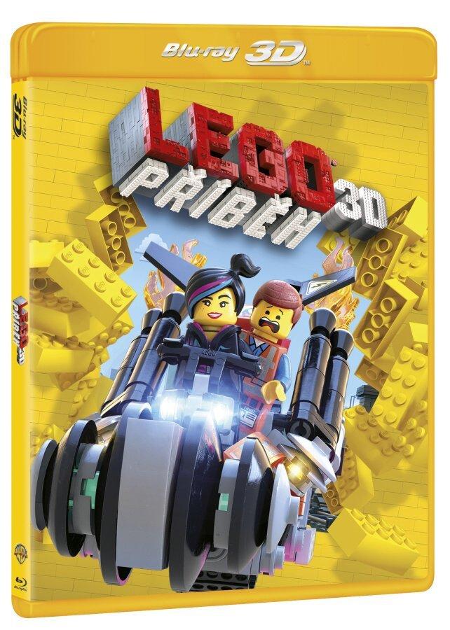 LEGO příběh (2D+3D) (2xBLU-RAY)