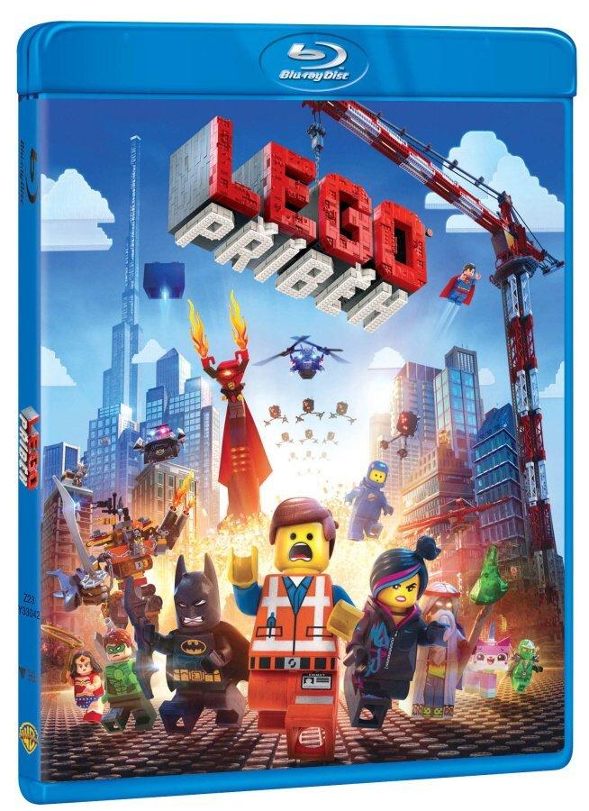 LEGO příběh (BLU-RAY)