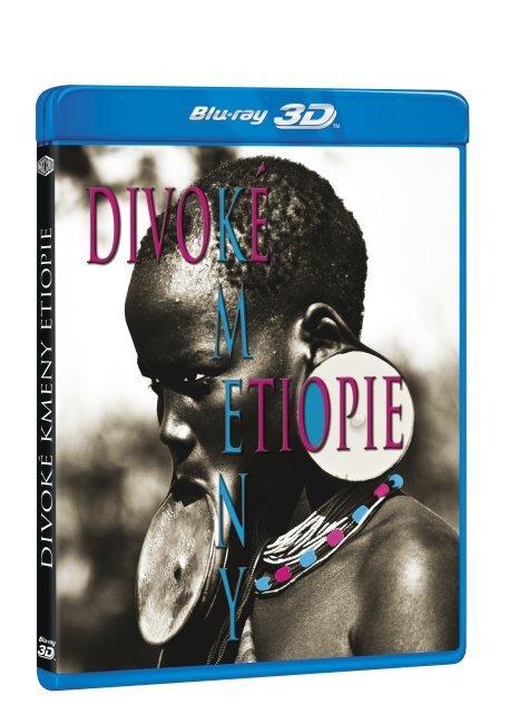 Divoké kmeny Etiopie (BLU-RAY) (2D+3D)