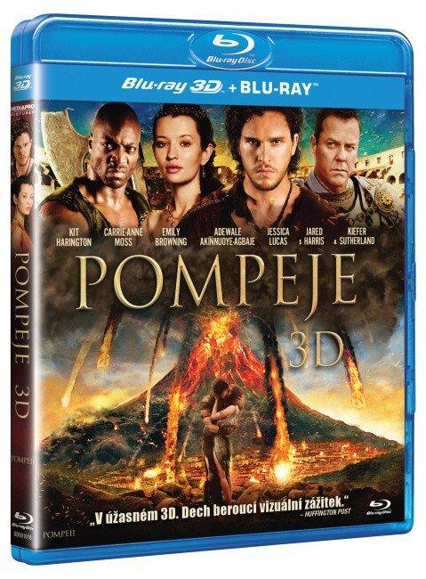 Pompeje (2D+3D) (1xBLU-RAY)