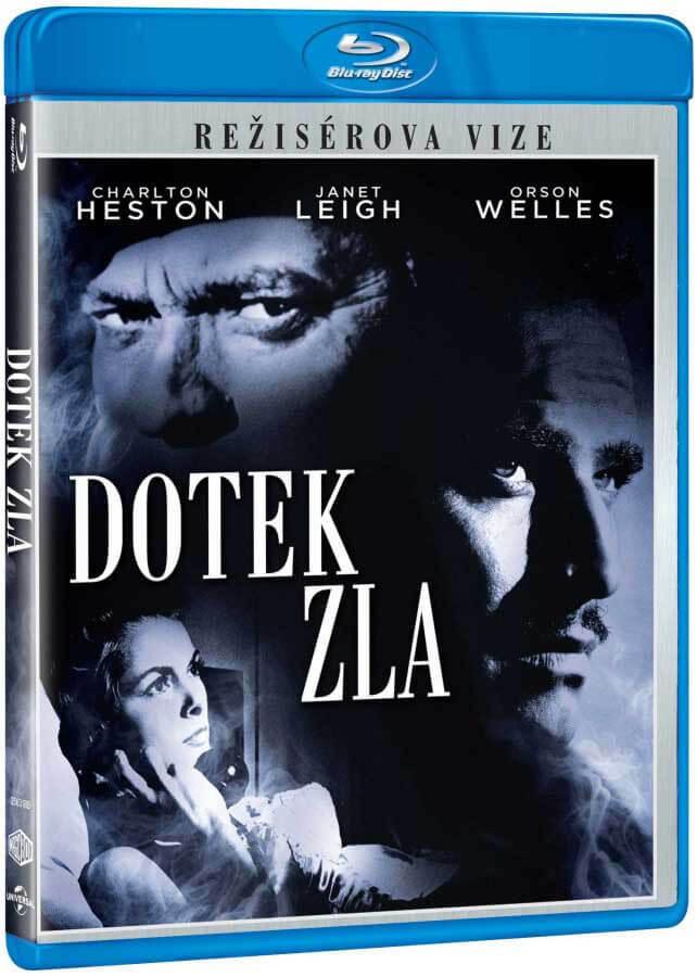 Dotek zla (BLU-RAY) - režisérská verze (české titulky)
