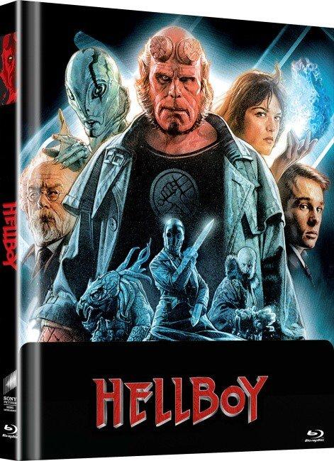 Hellboy (BLU-RAY) - DIGIBOOK