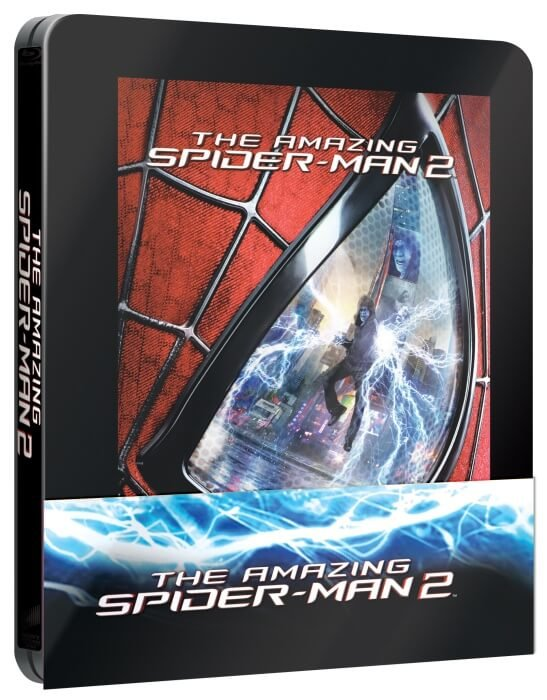 Amazing Spider-Man 2 (BLU-RAY) - STEELBOOK