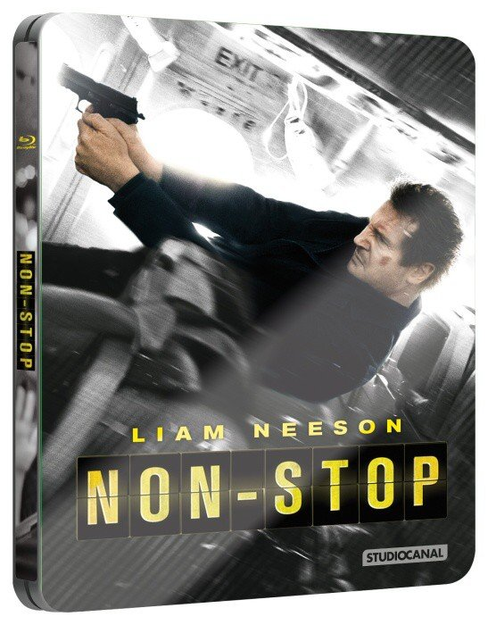 Non-Stop (BLU-RAY) - FUTUREPAK