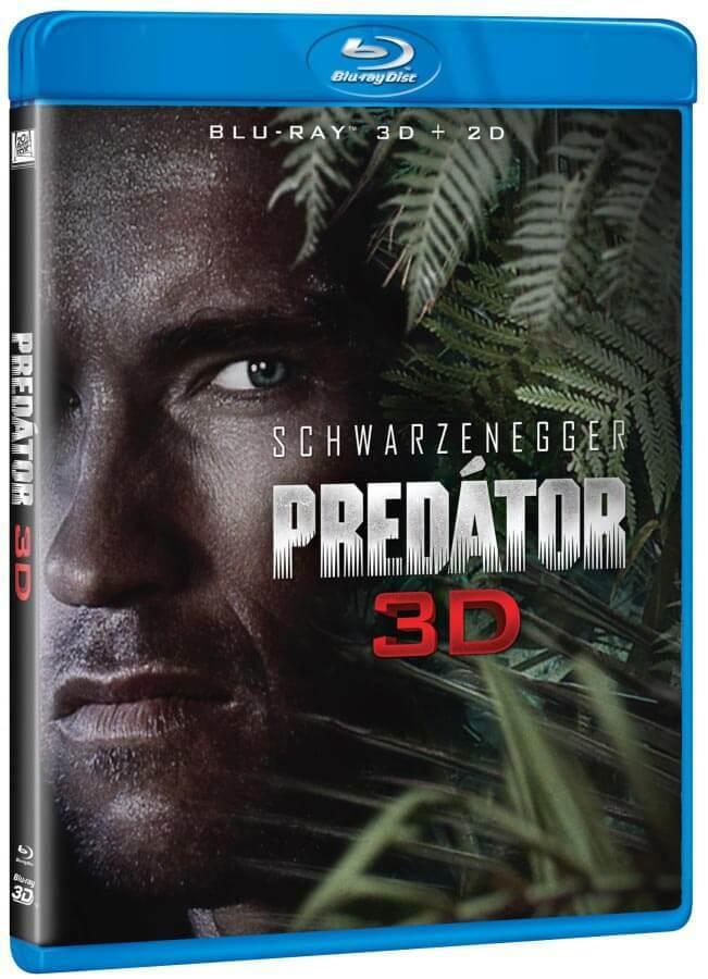 Predátor (2D+3D) (1xBLU-RAY)