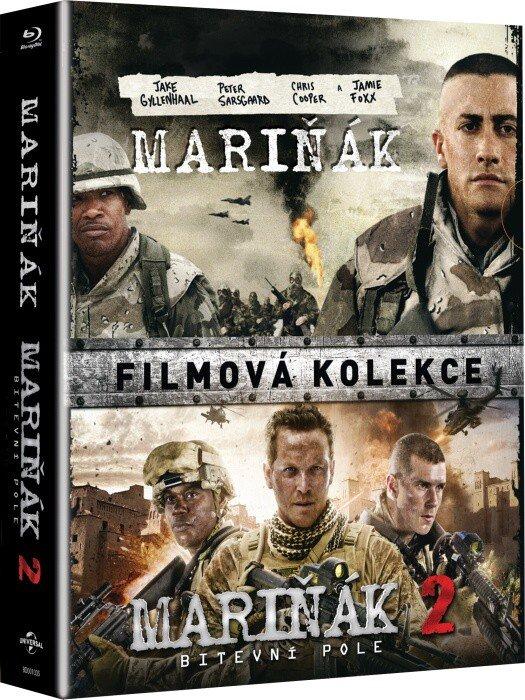 Mariňák 1+2 - kolekce (2xBLU-RAY)