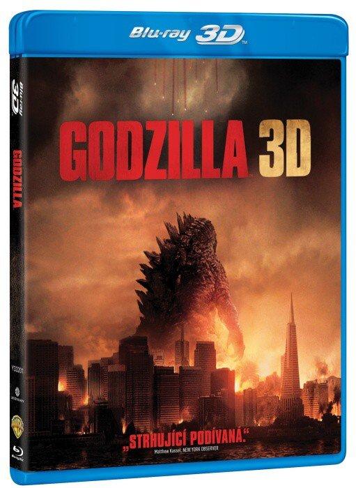 Godzilla (2014) (2D+3D) (2 BLU-RAY)