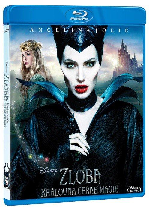 Zloba - Královna černé magie (BLU-RAY)