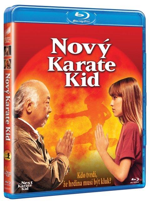 Nový Karate Kid (BLU-RAY) - české titulky