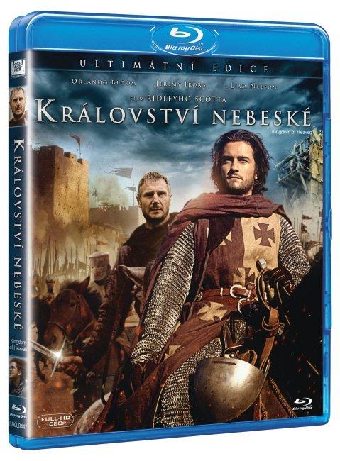 Království nebeské (3xBLU-RAY) - Ultimátní edice - 2 verze filmu