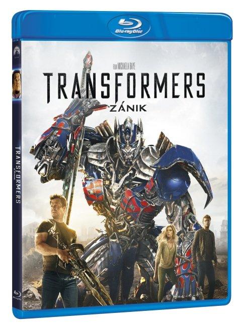 Transformers: Zánik 2xBLU-RAY (2D) (2xBLU-RAY)