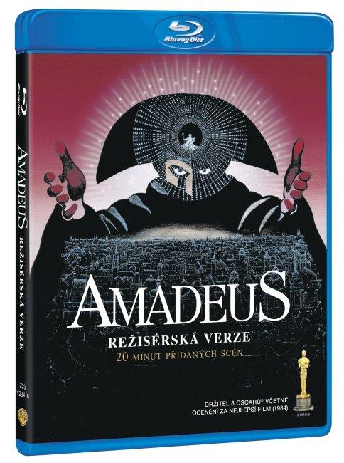 Amadeus (BLU-RAY) - režisérská verze