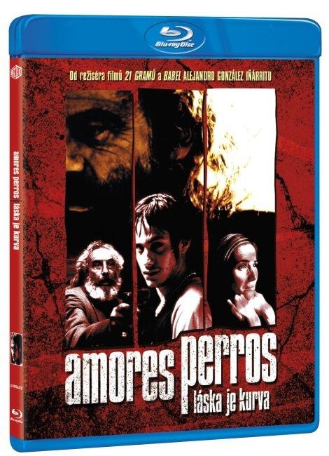 Amores Peros - Láska je kurva (BLU-RAY)