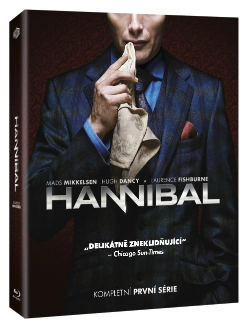 Hannibal 1. série - 4xBLU-RAY (TV seriál)