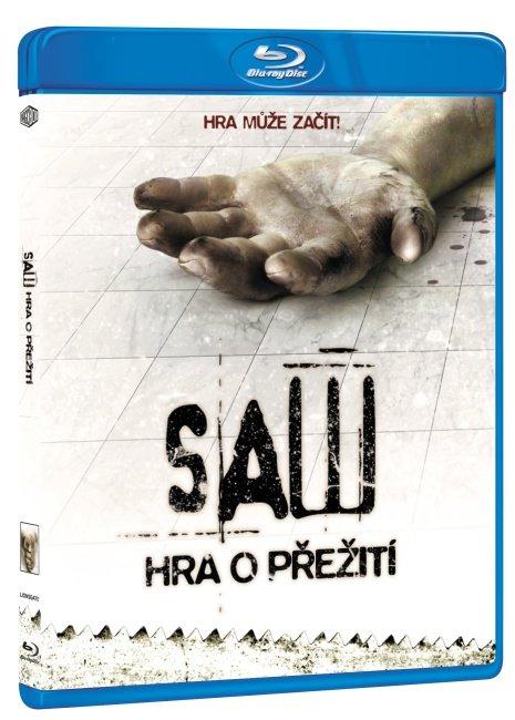 SAW - Hra o přežití (BLU-RAY)