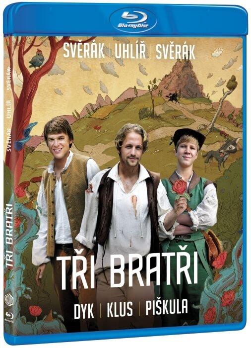 Tři bratři (BLU-RAY)