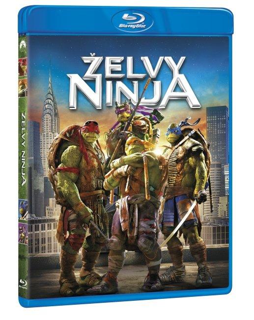 Želvy Ninja (2014) (BLU-RAY)