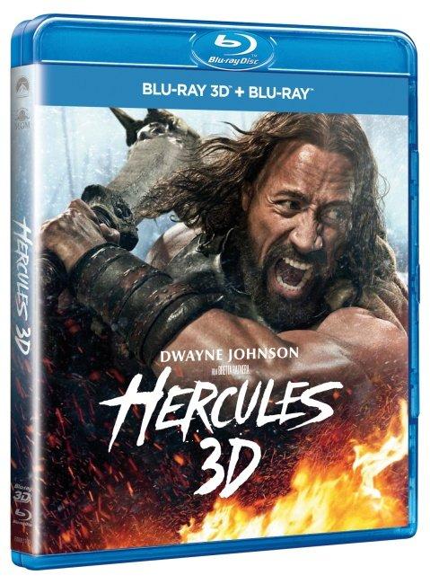 Hercules (2D / 3D) (BLU-RAY)