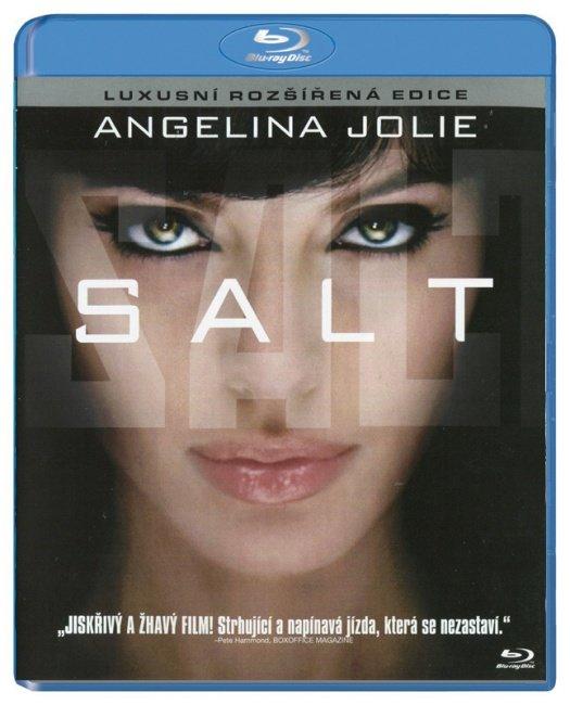 Salt (BLU-RAY) - 3 verze filmu