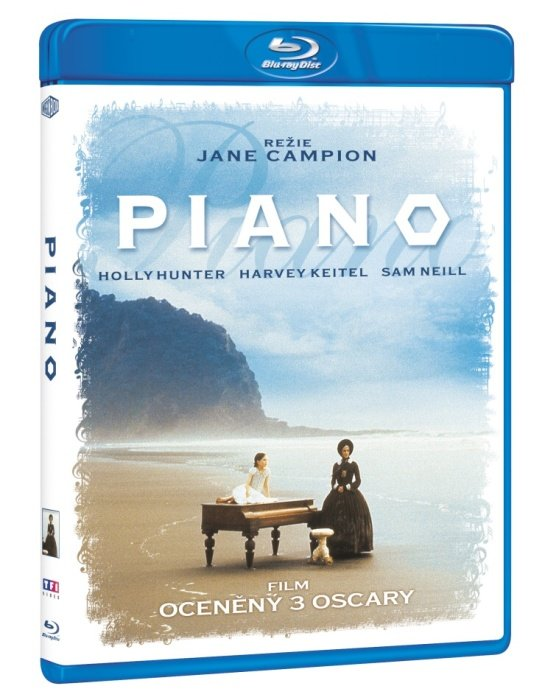 Piano (BLU-RAY)