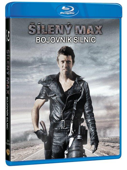 Šílený Max 2: Bojovník silnic (BLU-RAY)