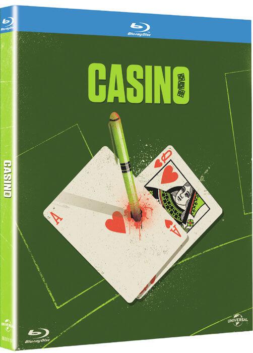 Casino (BLU-RAY) - edice Nezapomenutelné filmy 2015