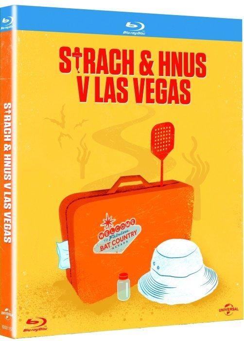 Strach a hnus v Las Vegas (BLU-RAY) - edice Nezapomenutelné filmy 2015