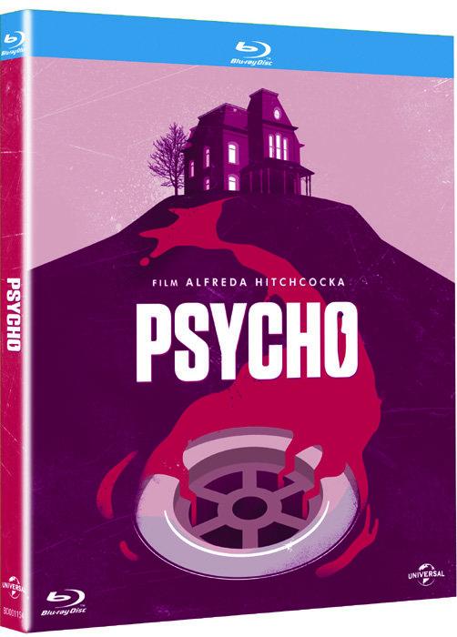Psycho (1960) (BLU-RAY) - edice Nezapomenutelné filmy 2015