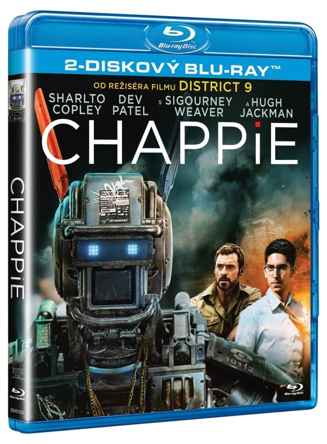 Chappie (2xBLU-RAY)
