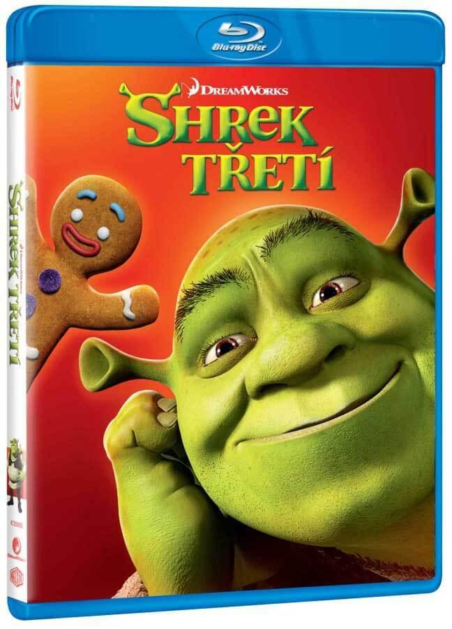 Shrek Třetí (BLU-RAY)