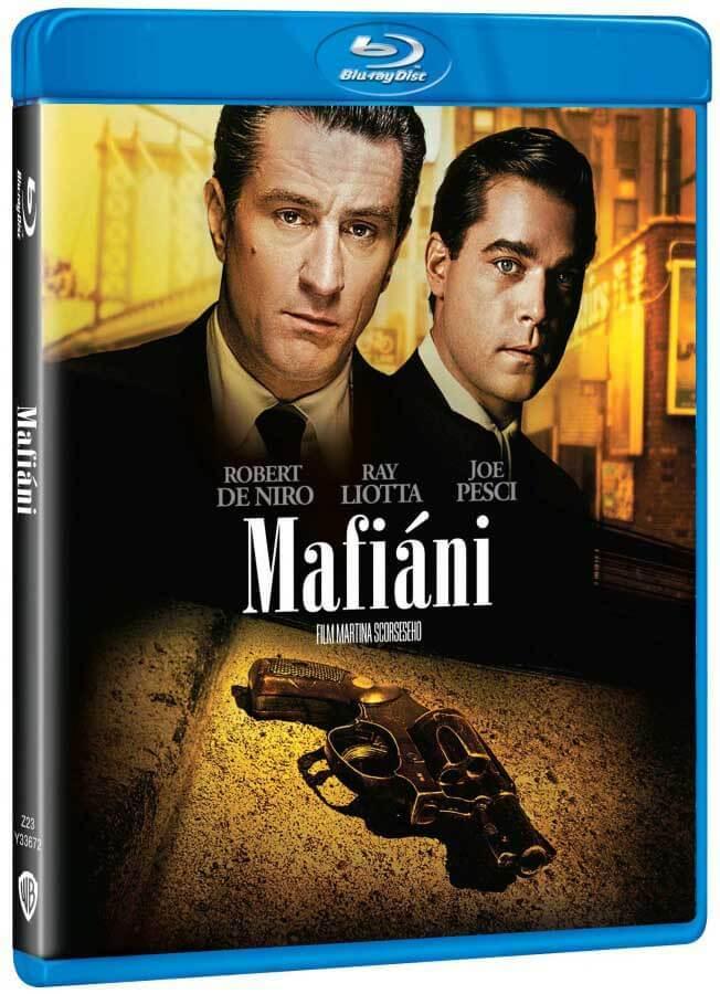 Mafiáni (2xBLU-RAY) - edice k 25. výročí filmu