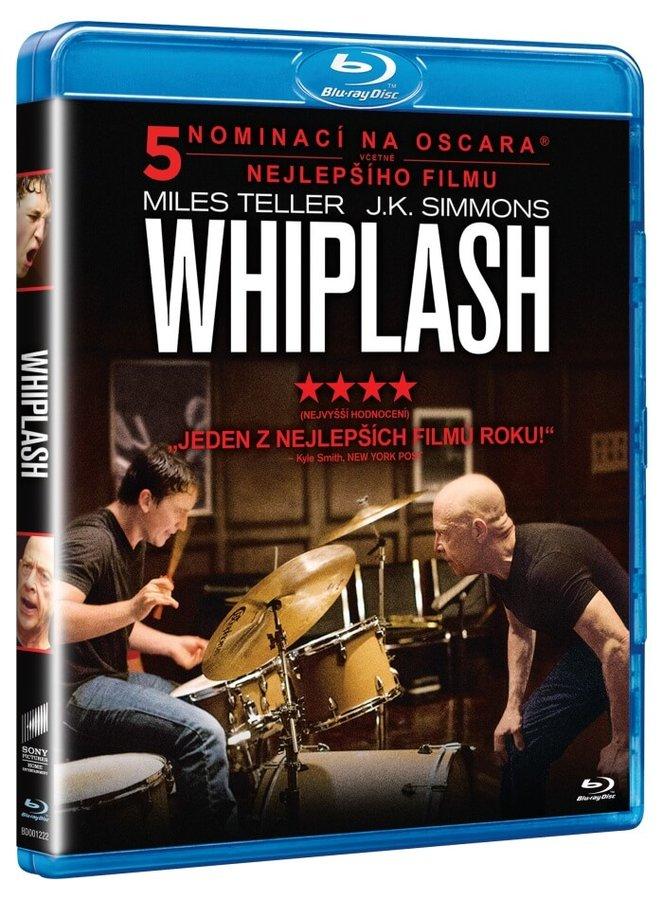 Whiplash (BLU-RAY)