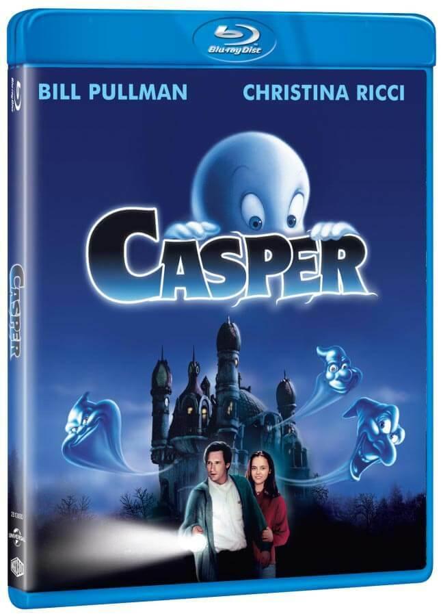 Casper (BLU-RAY) - české titulky