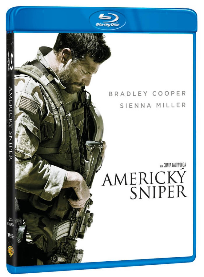 Americký sniper (BLU-RAY)