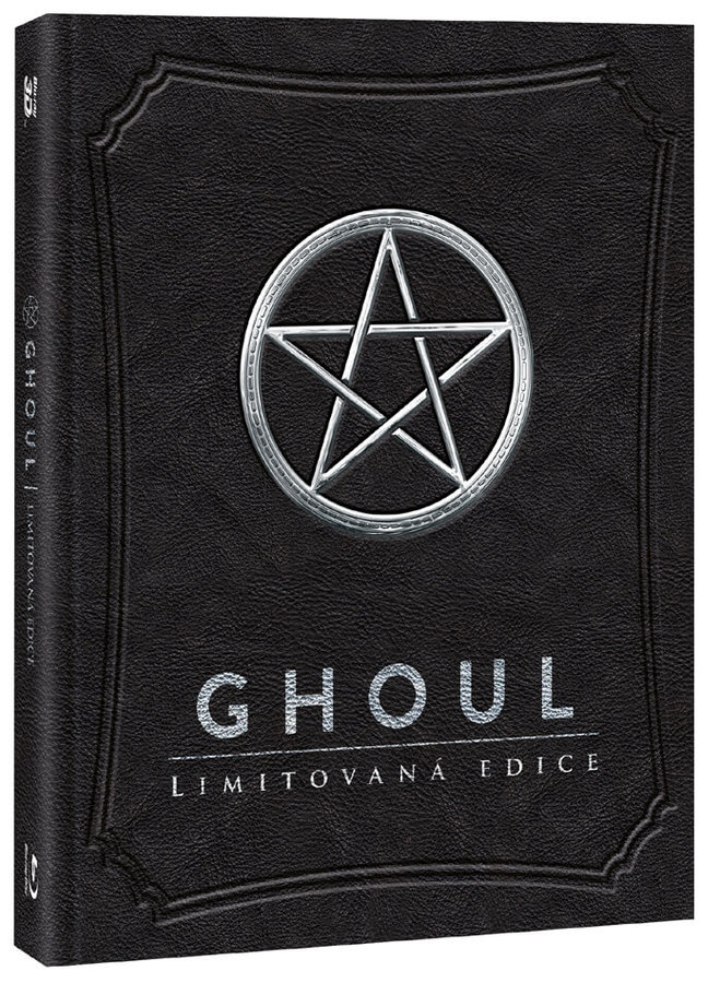 Ghoul (2D+3D) (1xBLU-RAY) - MEDIABOOK - limitovaná edice