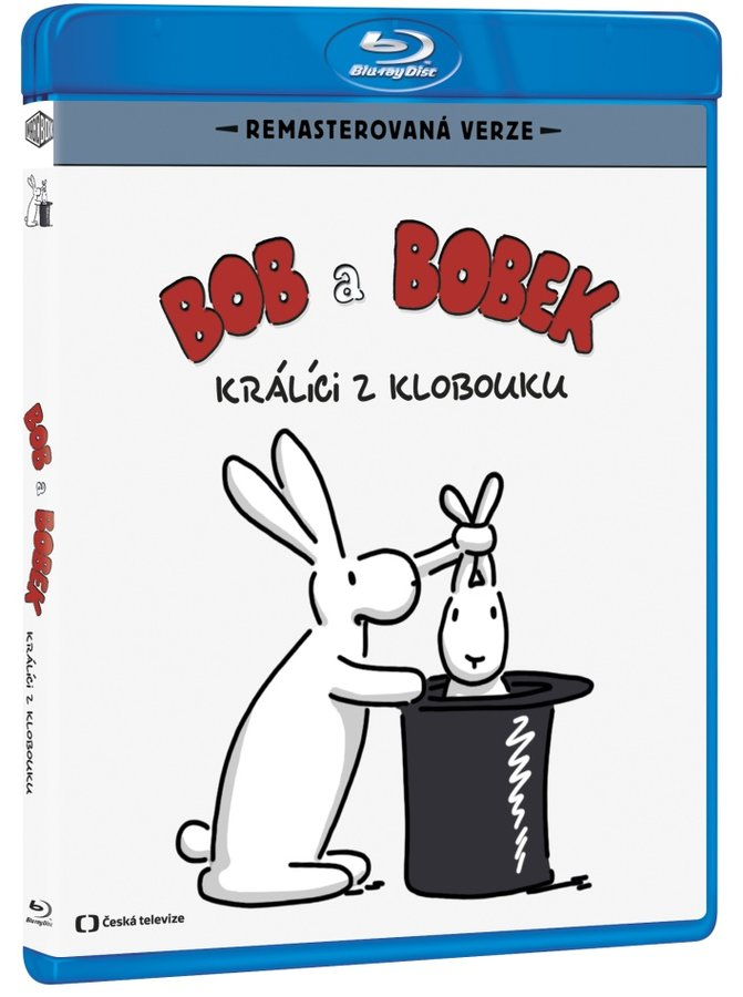 Bob a Bobek králíci z klobouku (39 dílů) (BLU-RAY) - remasterovaná verze