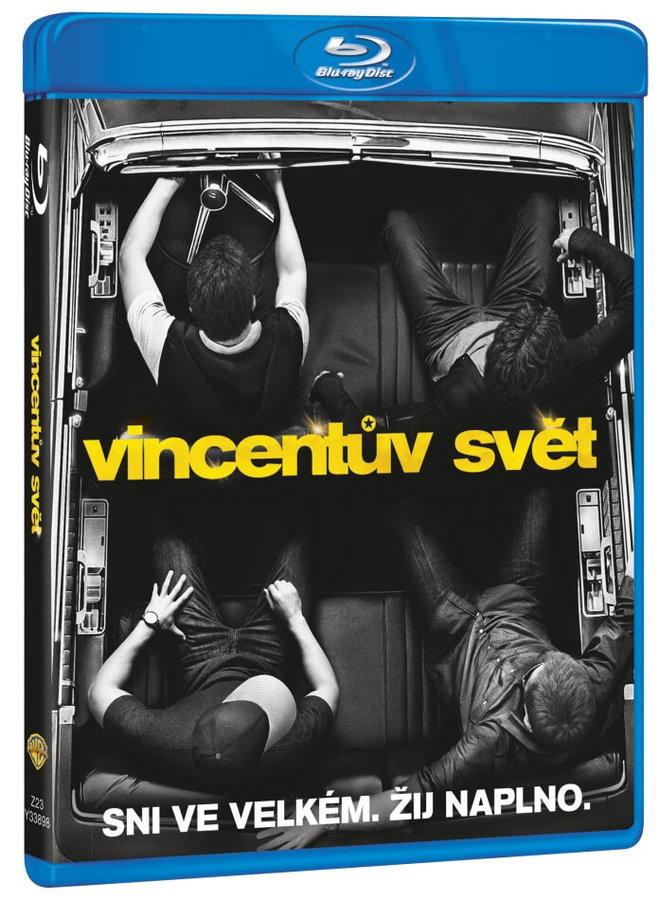 Vincentův svět (BLU-RAY)