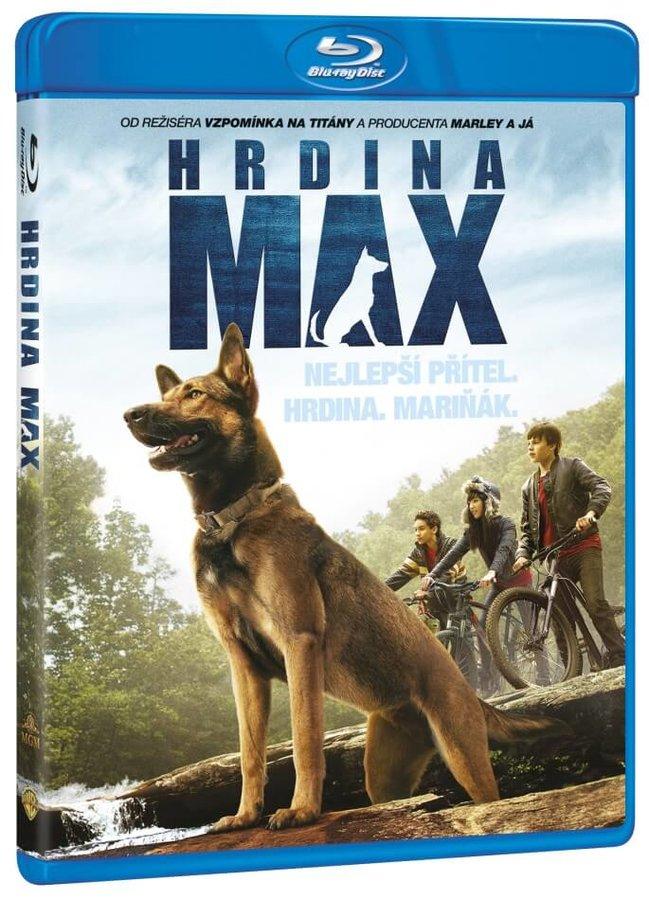 Hrdina Max (BLU-RAY)