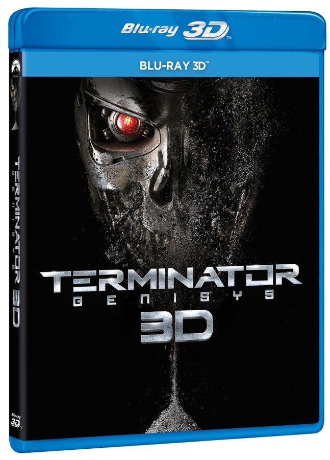 Terminator Genisys 3D (BLU-RAY)