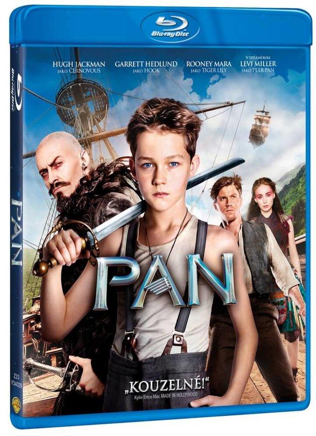 Pan (BLU-RAY)