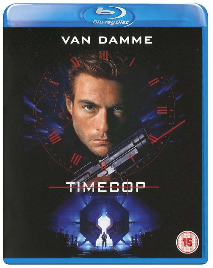 Timecop (BLU-RAY) - české titulky (DOVOZ)