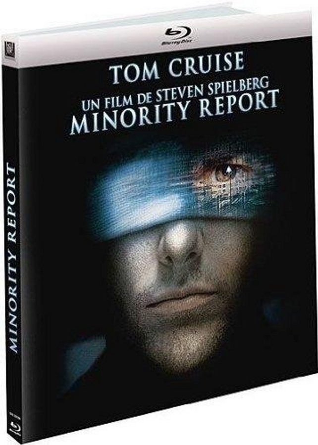 minority report book review