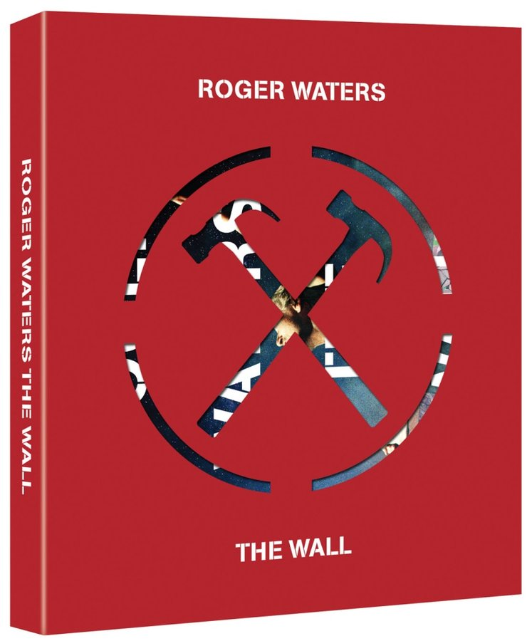 Roger Waters The Wall (2xBLU-RAY) - české titulky (DIGIBOOK)
