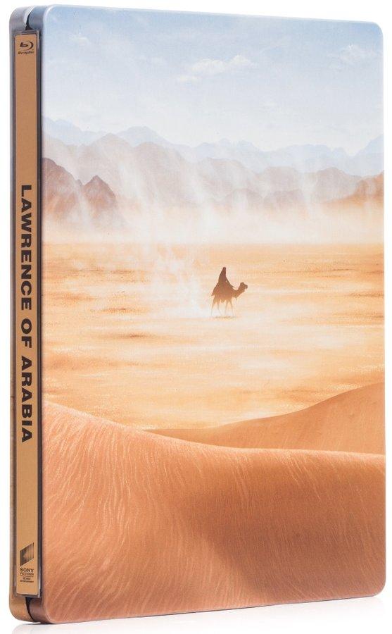 Lawrence z Arábie (BLU-RAY) - STEELBOOK